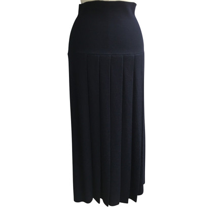 Iris von Arnim Pleated skirt wool