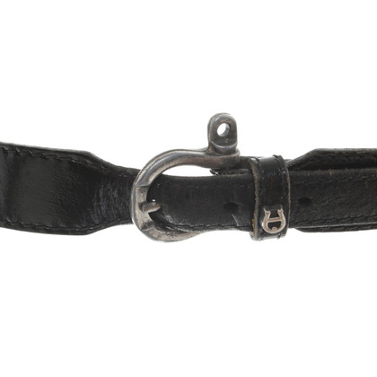 Aigner Belt with chain detail