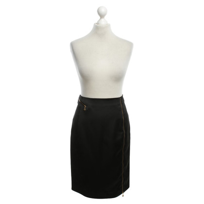 Just Cavalli skirt in black