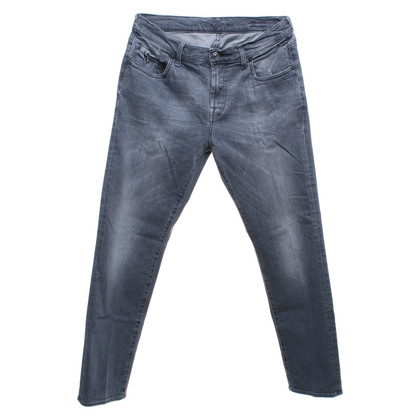 7 For All Mankind Jeans en gris
