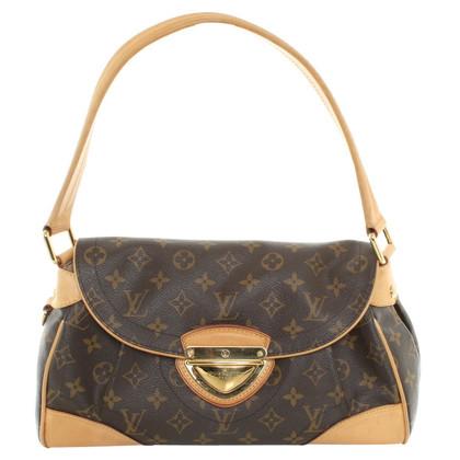 "Louis Vuitton ""Beverly MM Monogram Canvas"""