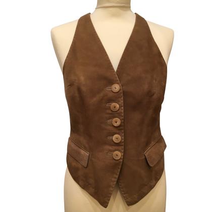 Habsburg veste en cuir