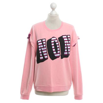 Kenzo Sweatshirt mit Motiv-Stickerei