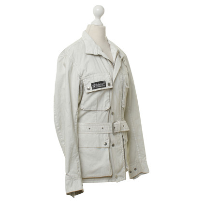 Belstaff Overgang jas in naturel