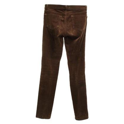 J Brand Corduroy broek in bruin