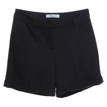 Blumarine Shorts in black