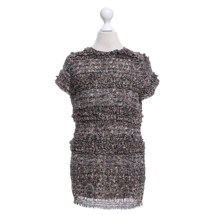 Isabel Marant Etoile Lange blouse met patronen