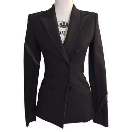 Emilio Pucci Black tuxedo jacket