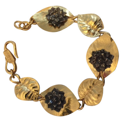 Kenzo Bracelet with floral decor
