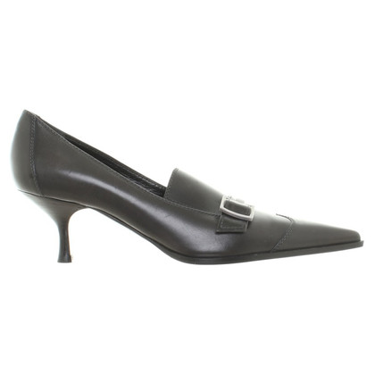 Sergio Rossi pumps in leather