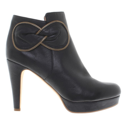 See by Chloé Boots in zwart