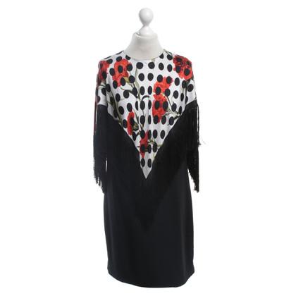 Dolce & Gabbana Dress with poncho