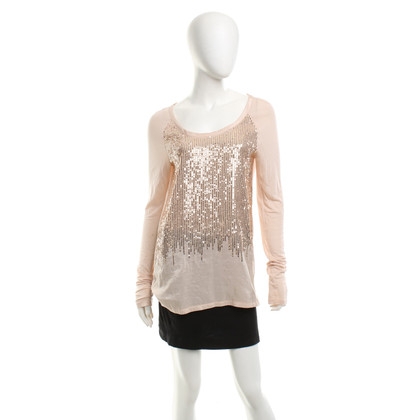 Max & Co top with sequins