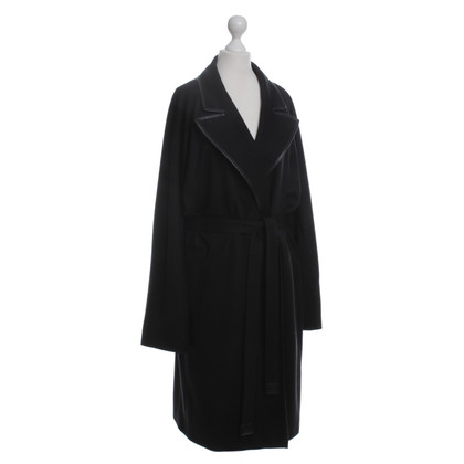 Escada Wool coat in black