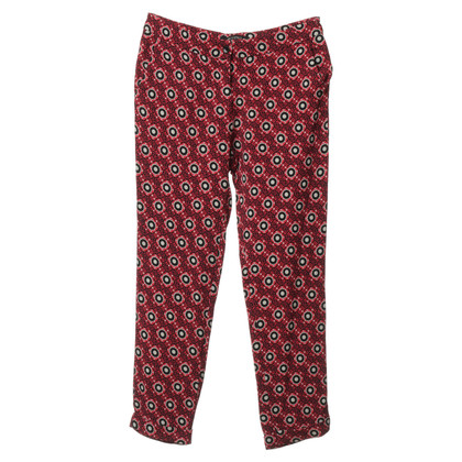 Etro Trousers in ethnic style