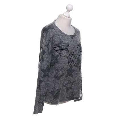 Andere merken Frogbox loves Wonder Woman - Sweater in grijs
