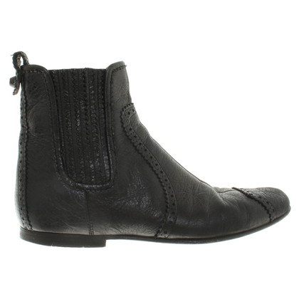 Balenciaga Boots in zwart
