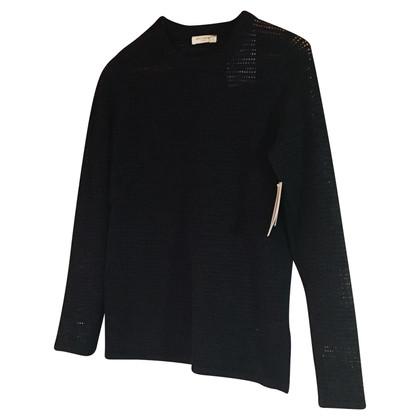 Equipment knit sweater