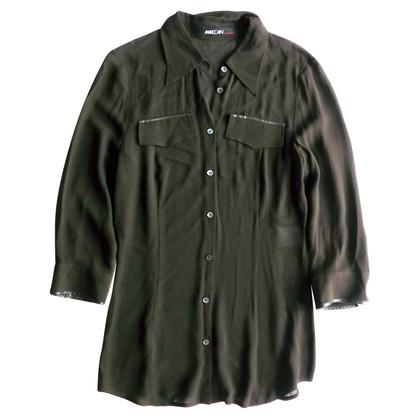 Marc Cain Shirt in safari look