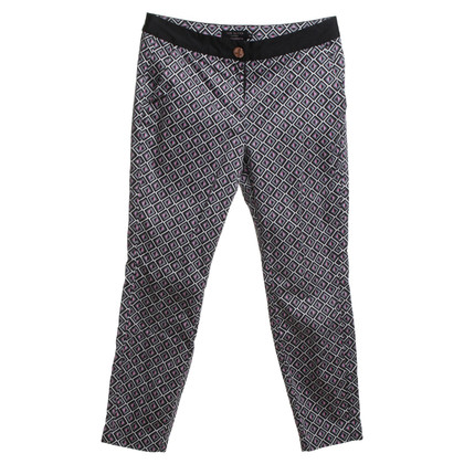 Ted Baker trousers with pattern