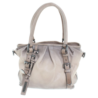 Burberry Handtasche in Taupe