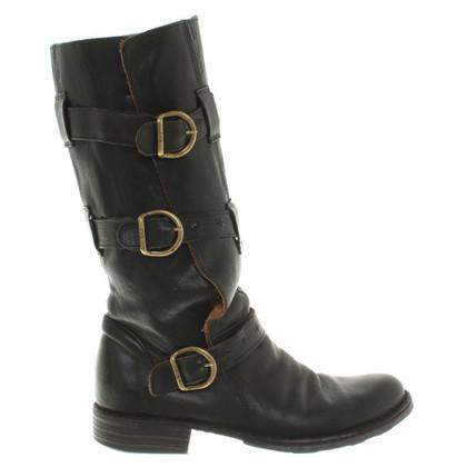 Fiorentini & Baker Stiefel aus Leder