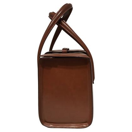 Cartier Handtasche Panthere in Braun