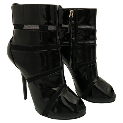 Giuseppe Zanotti Patent leather boots