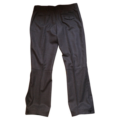 Prada trousers from wool