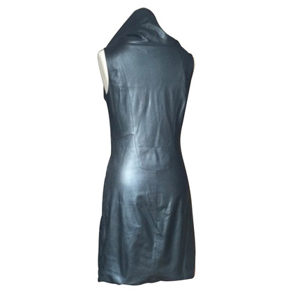 Helmut Lang Leather dress
