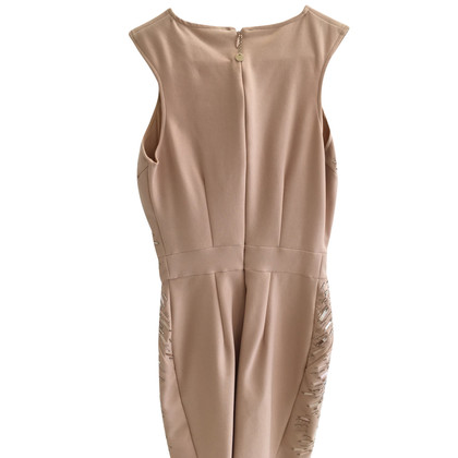 Elisabetta Franchi Dress in Nude