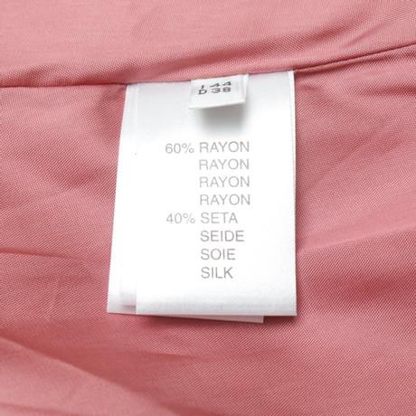 Verkauf Großhandelspreis Verkauf Echten Blumarine Kleid aus Samt Rosa / Pink Angebote Günstig Online Rabatt-Codes Online-Shopping Günstig Kaufen Viele Arten Von mUjFy