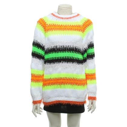 Moschino Love Sweater in multicolor