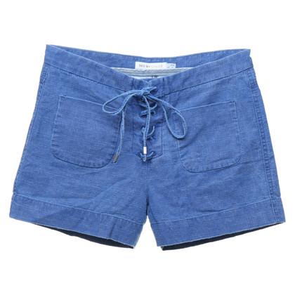 See by Chloé Pantaloni in blu