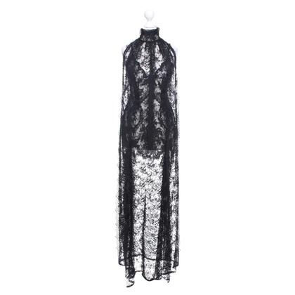 Plein Sud Lace dress in black