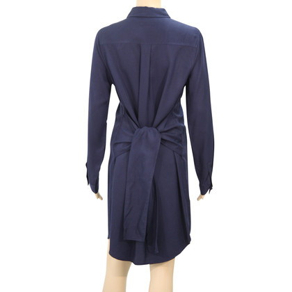 Whistles Dress in dark blue