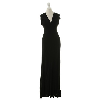 Alberta Ferretti Maxi dress in black