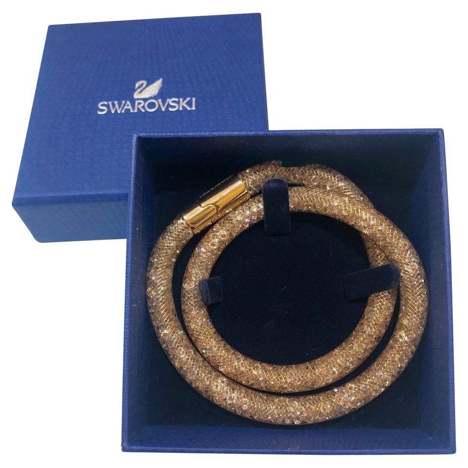 swarovski stardust armband second hand swarovski. Black Bedroom Furniture Sets. Home Design Ideas