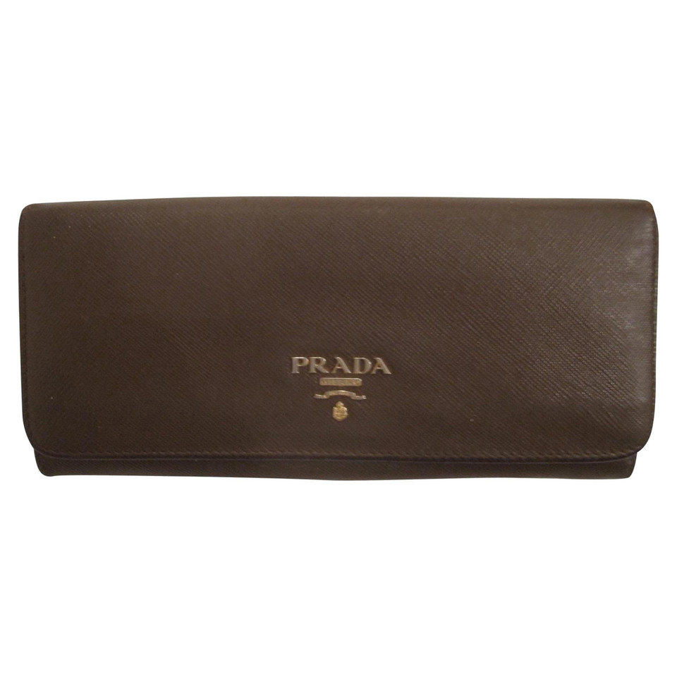 prada saffiano leather wallet buy second hand prada saffiano leather wallet for. Black Bedroom Furniture Sets. Home Design Ideas