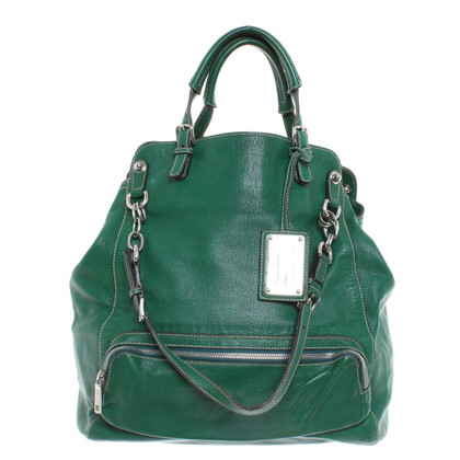 Dolce & Gabbana Handtasche in Grün