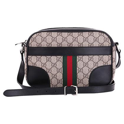 Gucci Schultertasche aus Leder