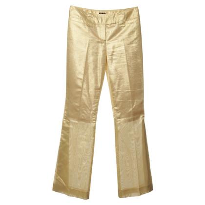 Dolce & Gabbana Broek in goud
