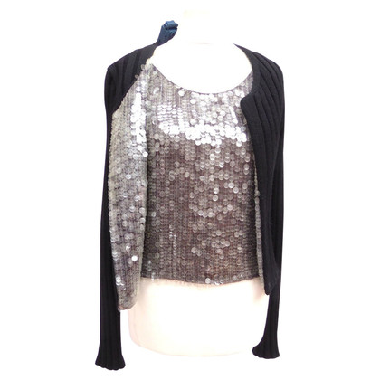 Chanel Twinset with sequins