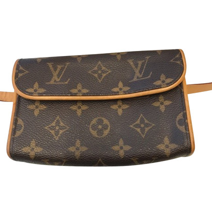 "Louis Vuitton ""Pochette Florentine Monogram Canvas"""