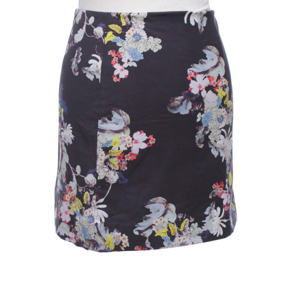 Erdem skirt with a floral pattern