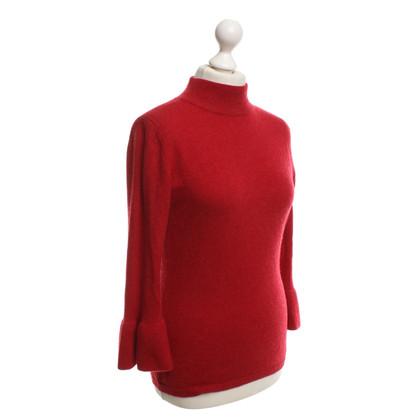 Other Designer Philoshophy Cashmere - Sweater in Red