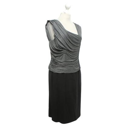 Giambattista Valli Dress in grey / black