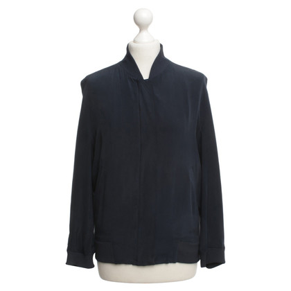 Max Mara Blouson in dark blue