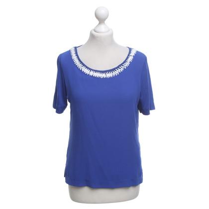 Rena Lange Top in blu