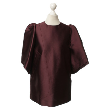 Mulberry Blouse with puffed sleeves